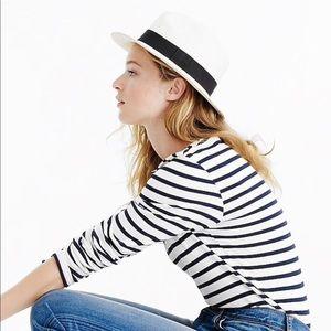 🆕 J. Crew Panama Hat